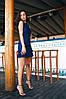 Платье из джинса с воланами., фото 3