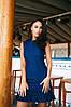 Платье из джинса с воланами., фото 4
