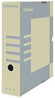 Бокс для архивации Donau 80мм коричневый 7660301PL-02