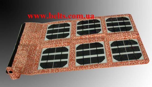 Складная солнечная батарея с контроллером напряжения 18W