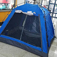Палатка туристическая 4чел 2.1*2.1*1,5м R17763 (10шт)