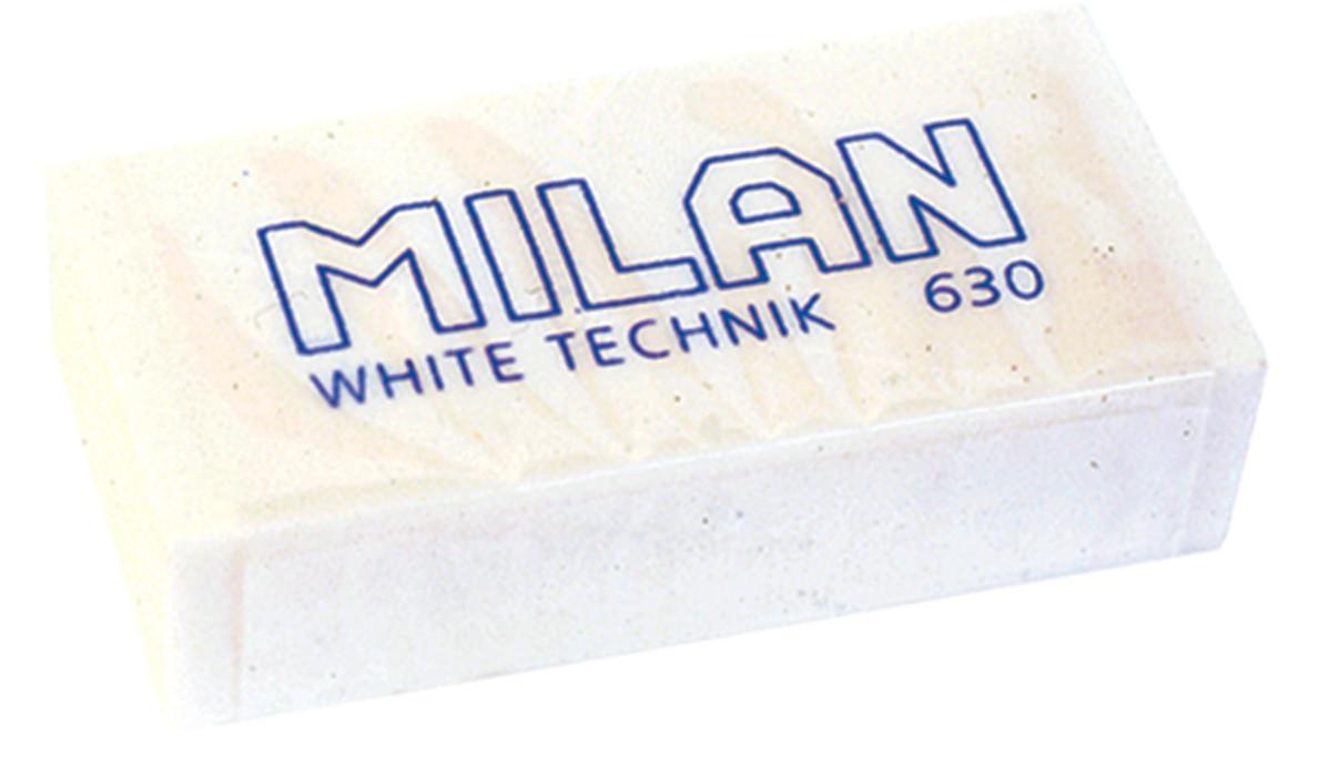 Ластик Milan WHITE TECHNIK ml.630