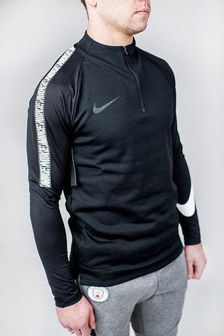Кофта Nike M NK DRY SQD DRIL TOP 859197-101