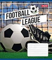А5/48 кл. 1В Football League, тетрадь ученич
