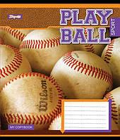 А5/48 кл. 1В Play ball, тетрадь ученич