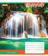 А5/48 кл. 1В Waterfalls-2018, тетрадь ученич