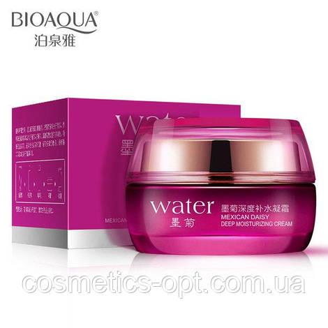 Крем для лица BIOAQUA Water с экстрактом хризантемы