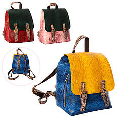 Рюкзак детский MK 2163, 23х21х14 см