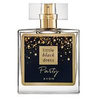 Avon Little Black Dress Party 50 ml женская парфюмерная вода (Эйвон Литл Блек Дрес Пати)