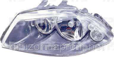 Фара лев. (H7+H3) Seat Ibiza Cordoba 02-09