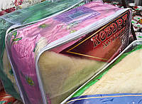 Одеяло, натуральная шерсть, размер 180х210 см, пр-ль Украина