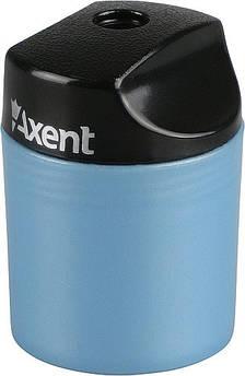 Точилка Axent с контейнером ассорти 1153-А