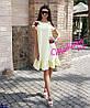 Платье детское Роза  с воланами 4 цвета Супер качество ткань костюмка 104-110, 110-116, 116-122, 92-100, фото 4