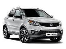 Фаркопы - Ssang Yong Actyon