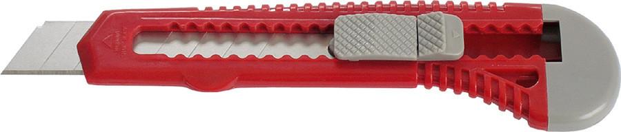 Нож канцелярский Axent 18 мм трафаретный 6502-А