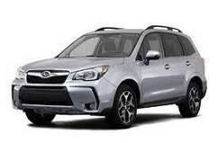 Фаркопи - Subaru Forester
