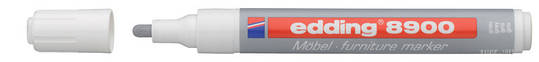 Маркер для мебели Edding серый e-8900/18, фото 2