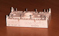 SK70WT12 Модуль Semitop 3 (два однофазных АС-ключ), фото 1