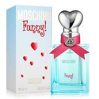 Moschino Funny (Москино Фанни), женская туалетная вода, 100 ml