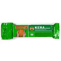 Пластилин масса для лепки Keraplast Koh-i-noor 300г терракотовый 131709