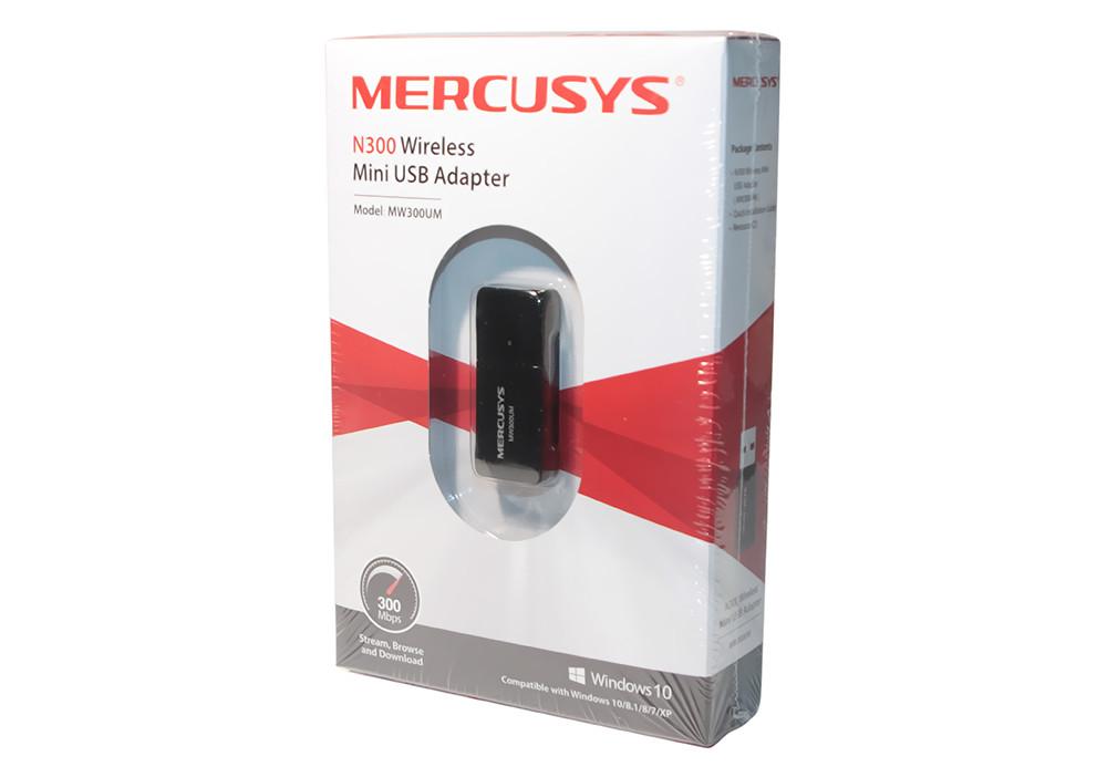 WiFi адаптер Mercusys MW300UM