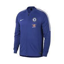 Кофта тренировочная Nike Chelsea FC Traning Jacket M 905453-454 (оригинал)