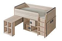 Кровать детская чердак G19 GUMI