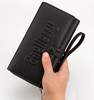 Портмоне Baellerry Guero мужской кошелек для дешег, карточек, телефона
