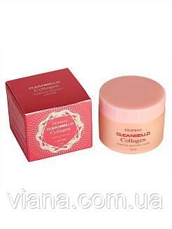 Увлажняющий крем с коллагеном  DEOPROCE Cleanbello Collagen Essential Moisture Cream100 ml