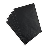 Бумага копировальная Axent А4 100 листов черный копирка 3301-01-A