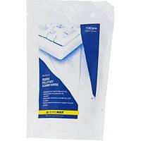 Салфетки для очистки Buromax оргтехники пластиковых поверхностей и офисной мебели BM.0801
