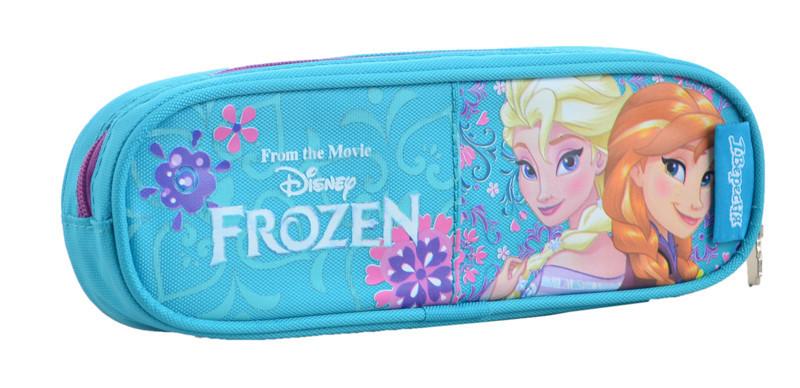 Пенал мягкий 1 Вересня 1 отд. Frozen 531838