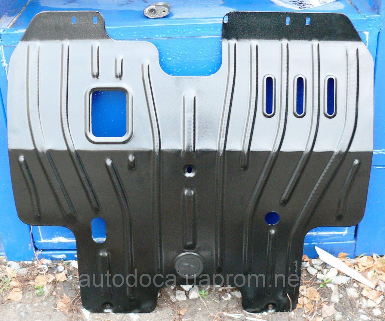 Защита картера двигателя и кпп Suzuki Baleno 1995-