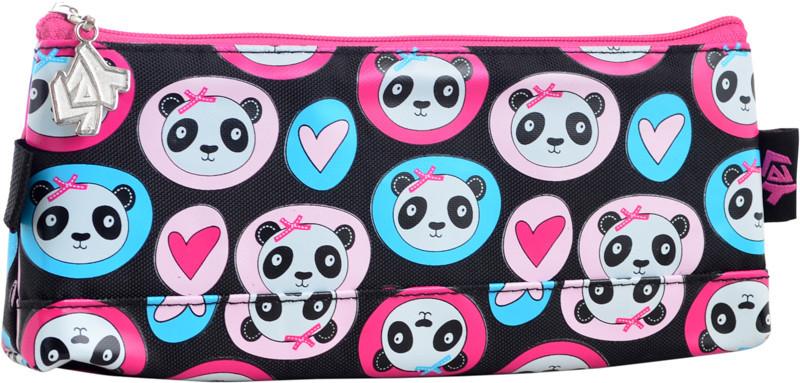 Пенал мягкий Yes 1 отд. Lovely panda 531817