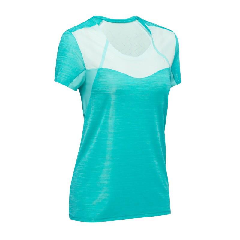 Koszulka turystyczna FH500 HELIUM damska