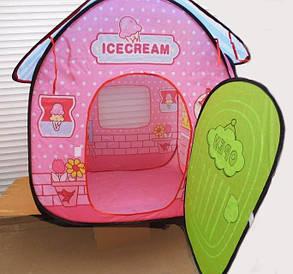Детская игровая палатка M 3314 Домик (3 вида), фото 2