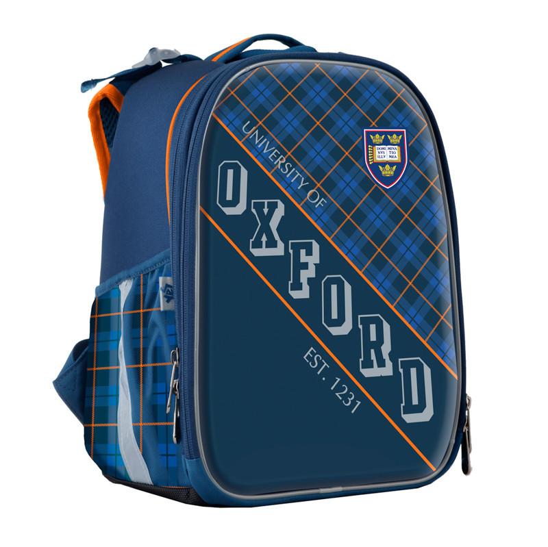 Рюкзак школьный Yes каркасный Oxford EVA 555370