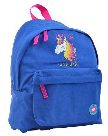 Рюкзак подростковый Yes ST-30 Chinese blue 555060, фото 2