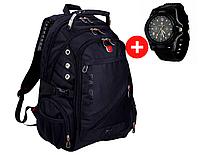 Городской рюкзак SwissGear Wenger 8810, 29 л + дождевик, фото 1