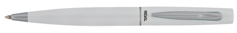 Ручка шариковая в футляре РВ10 белый