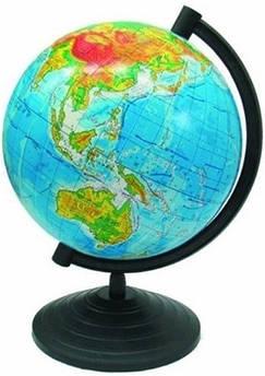 Глобус Марко Поло 110мм физический GMP.110ф.