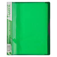 Дисплей-книга Axent А5 папка с 20 файлами салатовый (1220-09-A)