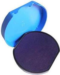 Подушка штемпельная Trodat сменная синяя 6/46040-син