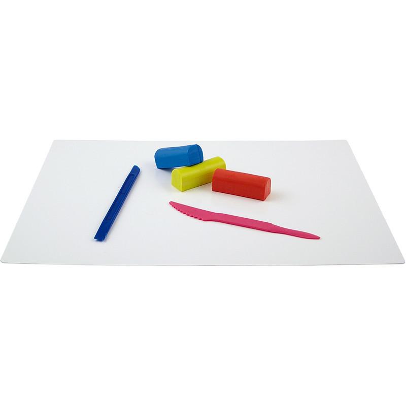Доска для пластилина Koh-i-noor А5 пластилина пластик 331004