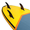 DESKA SUP SURF 500 PNEUM. 8' , фото 3