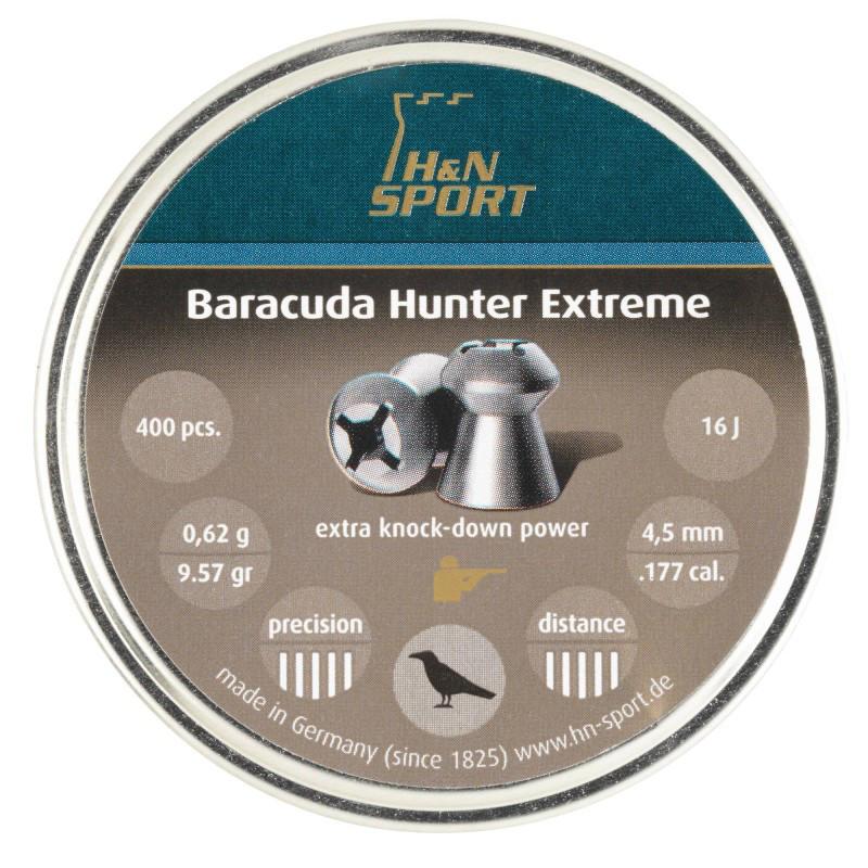 Śrut BARRACUDA H EXTREM X 400