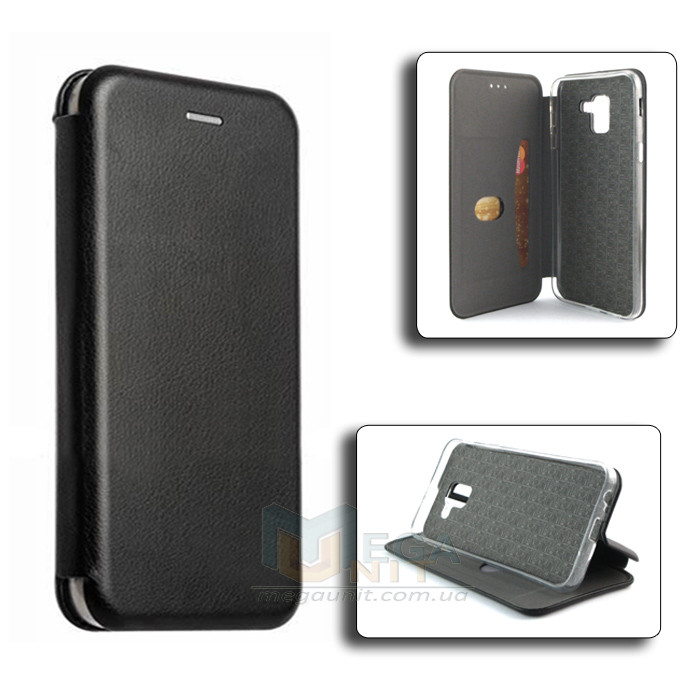 Чехол-книжка Book Case для Samsung Galaxy J6-2018 (J600)
