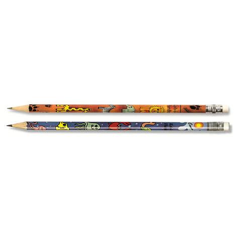 Графитный карандаш Koh-i-noor HB Сафари с ластиком 1231/5, фото 2