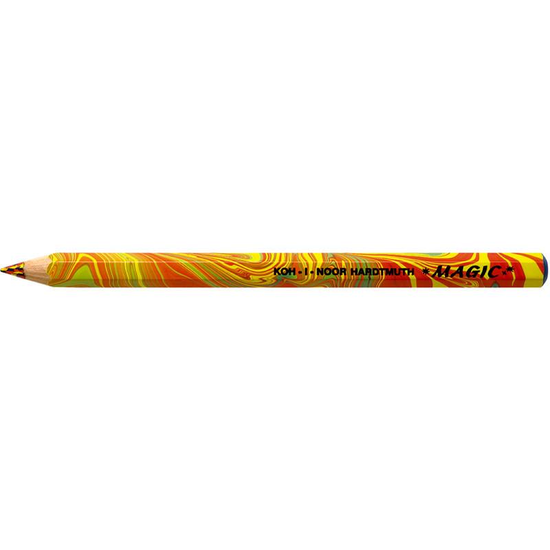 Карандаш цветной Koh-i-noor Magic Original блистер 3405001008BL