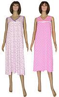 """Обновление серии женских ночных рубашек Romashka Pink коттон размеров """"норма"""" и """"батал"""", с 48 по 64!"""
